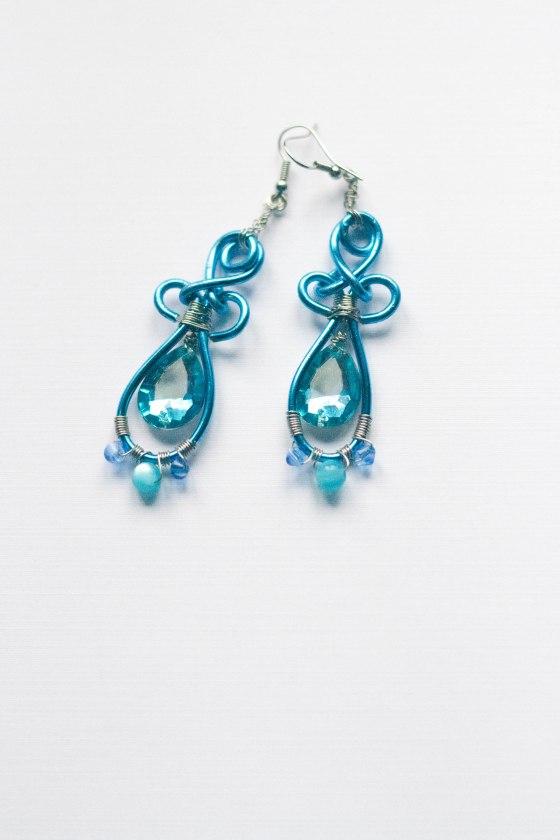Boucles d'oreilles Marina