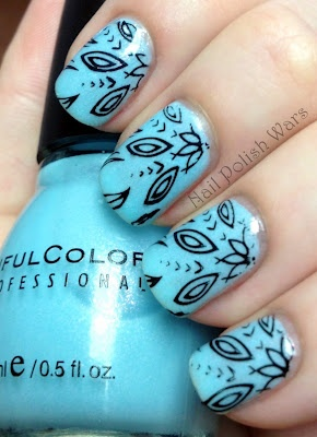 Source : http://www.nailpolishwars.com/search/label/Shany