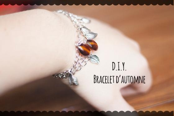 diy bracelet automne 00