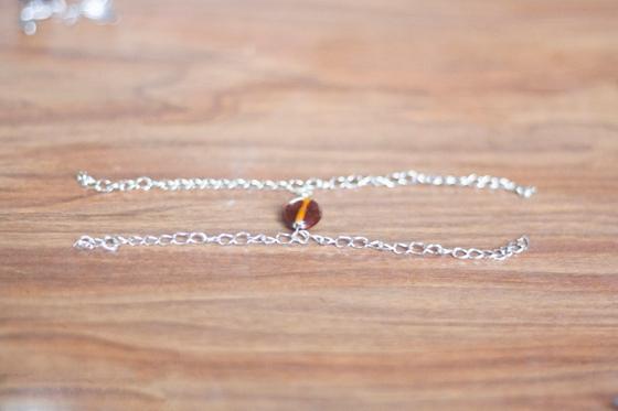 diy bracelet automne 20