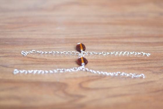 diy bracelet automne 23