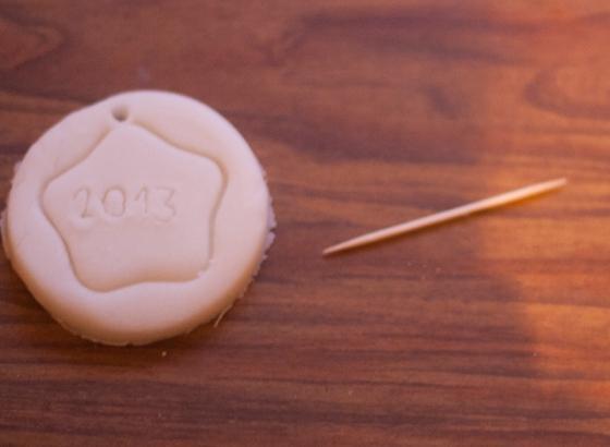 pâte à sel noël 06